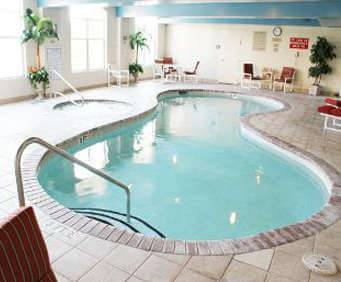 Travelodge Savannah Indoor Pool