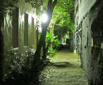 Old Charleston Ghost Walking Tour