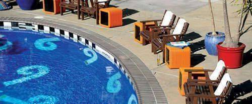 Outdoor Swimming Pool of Phoenix Hotel, a Joie De Vivre Boutique Hotel