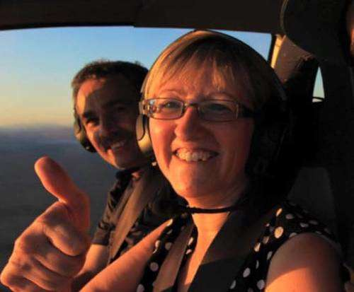 Over The Edge - Helicopter Tour and Pontoon Cruise, Grand Canyon sightseeing