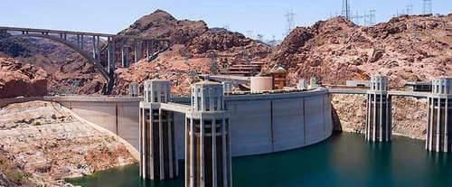 Hoover Dam Motorcoach Tour Power Pass