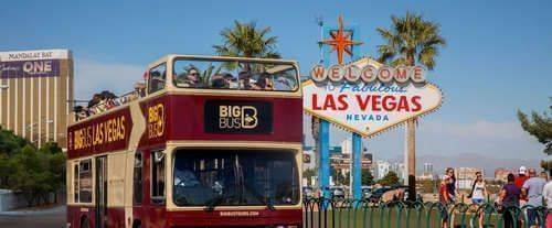 Big Bus Las Vegas Hop On Hop Off Tours, NV tour
