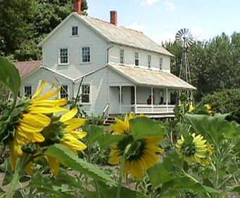 Amish Acres House and Farm Tour, farm house