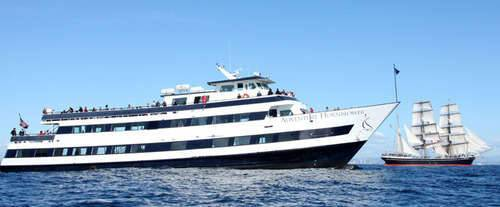 Hornblower San Diego Lunch, Dinner & Sightseeing Cruises, cruise ship