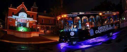 Ghost & Gravestones Night Tour - St. Augustine, FL, haunted tour