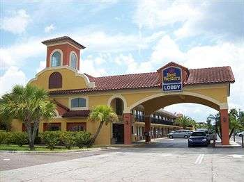 Exterior View of Best Western St. Augustine I-95