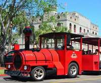 Ripley's Red Train Tour