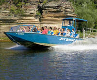 Wisconsin Dells Jet Boat Adven...