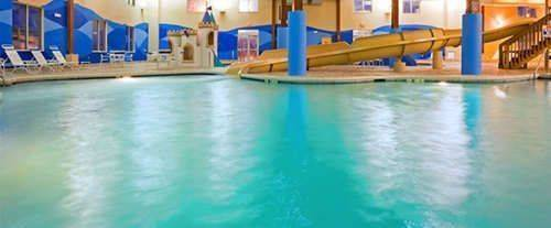 Holiday Inn Express Wisconsin Dells Indoor Pool