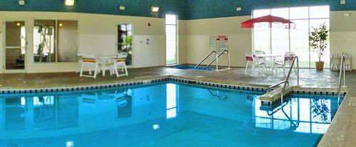 Quality Inn & Suites Lodi WI Indoor Swimming Pool