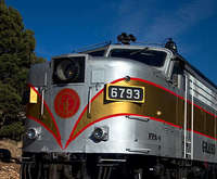 Grand Canyon Railroad Excursio...