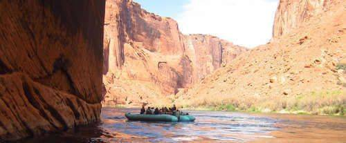 Colorado River Float Trip, Navajo Reservation & Glen Canyon Dam Full Day Tour with Lunch