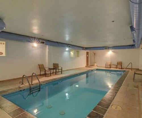 Sleep Inn Thornton Indoor Swimming Pool