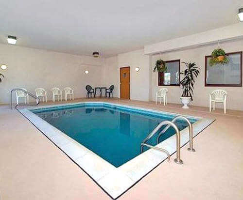 Quality Inn & Suites Brooks Indoor Pool
