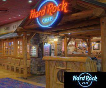 Hard Rock Cafe - Lake Tahoe, good food