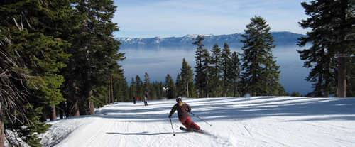 Homewood - Ski Tahoe North, ski