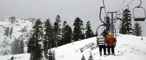 Alpine Meadows - Ski Tahoe North, ski tickets