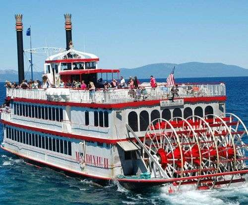 M.S. Dixie Sightseeing Cruises