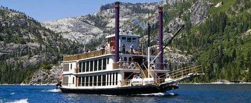 Lake Tahoe Sightseeing Cruise