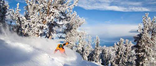 Epic Pass at Heavenly Ski Resort & 7 More World Class Mountains, skiing