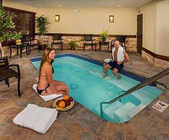Hampton Inn Jackson Hole Hot Tub Photo