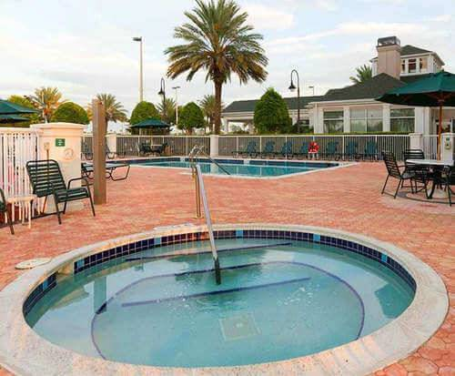 Hilton Garden Inn Daytona Beach Airport Indoor Swimming Pool