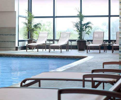 The Westin Southfield Detroit Indoor Swimming Pool