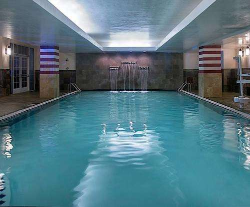 Sheraton Read House Hotel Chattanooga Indoor Pool