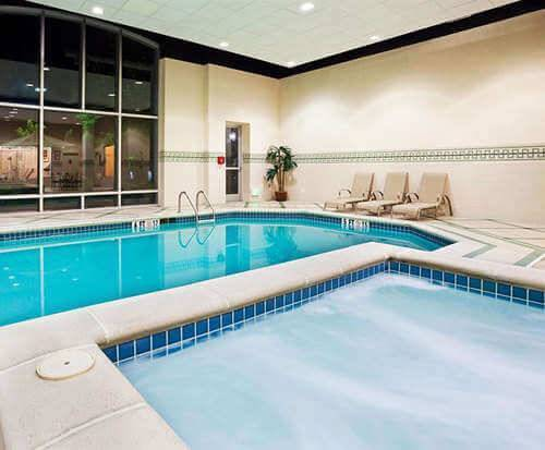 Staybridge Suites Chattanooga Downtown - Convention Center Indoor Swimming Pool