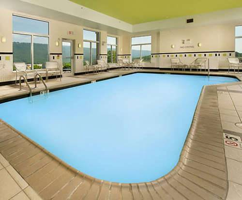 Fairfield Inn & Suites by Marriott Chattanooga Indoor Pool