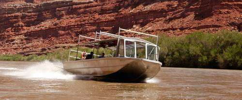 Colorado River Scenic Jet Boat Cruises