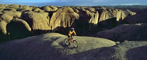 Canyonlands Mountain Biking Expeditions, cycling