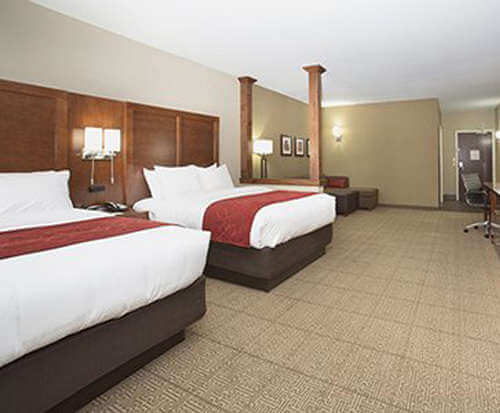 Room Photo for Comfort Suites Moab