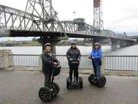 See the City of Roses on a Segway tour!