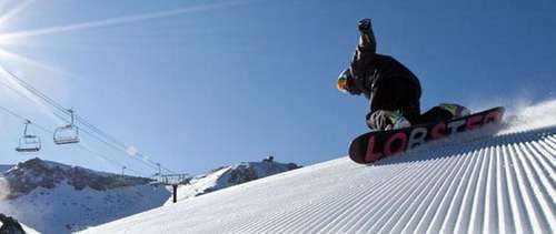 Mammoth Mountain Lift Tickets, snowboarding