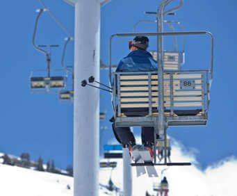 Alta & Snowbird Combined Lift Tickets, Ski lift