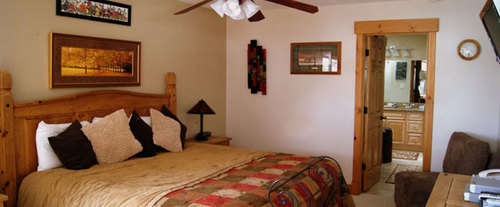 Photo of The Prospector Park City Room