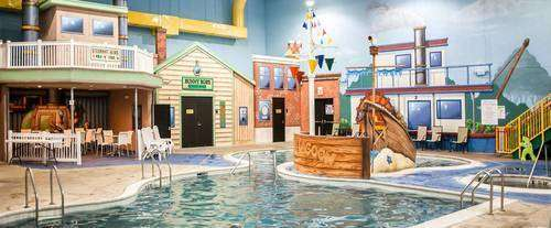Sleep Inn Suites And Indoor Water Park