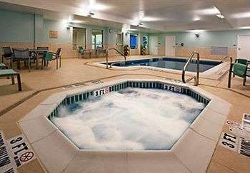 SpringHill Suites by Marriott Pittsburgh Southside Works Hot Tub Photo