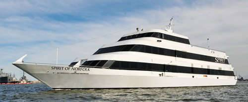 Spirit of Norfolk Lunch and Dinner Cruises, cruise ship