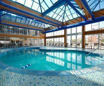 Quality Inn & Suites Beachfront Indoor Pool