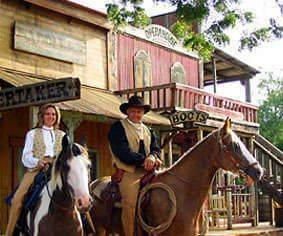 Buy Old West Summer Chuck Wagon Ride And Dinner Show Tickets