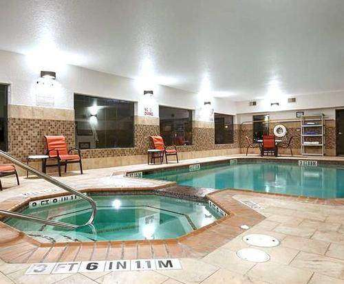 Best Western Palo Alto Inn & Suites Indoor Swimming Pool