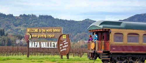 Napa Valley Wine Train: Gourmet Lunch
