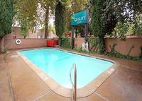 Outdoor Pool at Quality Inn Downtown - Sacramento CA