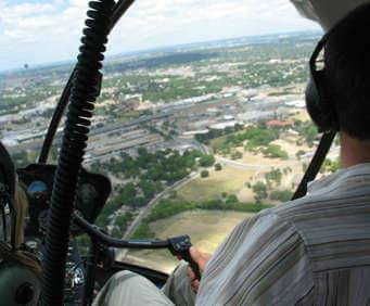 Austin Helicopter Tours, aerial sights