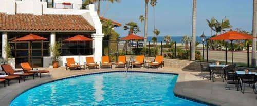 Outdoor Pool at Hyatt Santa Barbara