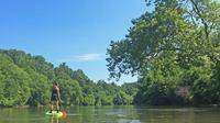Private Asheville Stand Up Paddle Tour