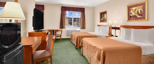 Photo of Howard Johnson Express San Bruno - Sfo West Room