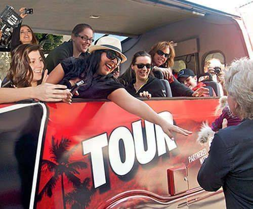 TMZ Hollywood Tour - Secrets and Celebrity Hotspots, movies